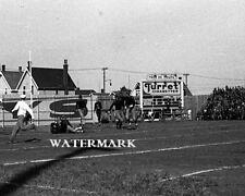 1937 Cfl Saskatchewan Roughriders Game Action Park de Young 8 X 10 Photo