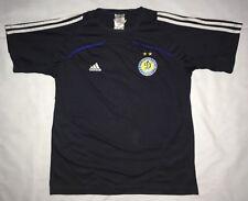 New ListingDynamo Kiev 2009 adidas Soccer Jersey   Training Shirt Black  Large Fits Small e53fe96cde131