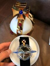 """VIVIENNE WESTWOOD WATCH ORB """"POP"""" SWATCH COMPLETE MINT NEW OLD STOCK"""