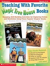 Teaching with Favorite Magic Tree House Books : Engaging, Skill-Building Activit