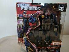 Hasbro Transformers Generations - Fall of Cybertron: Soundwave (New in Box)