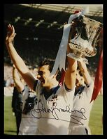 Trevor Brooking Signed West Ham United 12x16 Football Photograph : A : New