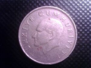 TURKEY   25  BIN  LIRA    1998     SEP25