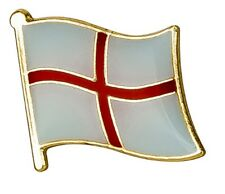 England Flag English Pin Lapel Badge St George High Quality Gloss Enamel