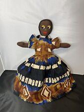 "Vintage Topsy Turvy Doll 16"" Tall"