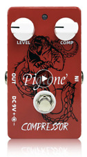 More details for pigtone pp-12 compressor guitar effect pedal - acoustic electric guitar