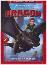 How To Train Your Dragon (dvd) New, Free shipping