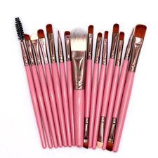 15 Pcs Makeup Brushes Set Professional Foundation Eye Shadow Brush High Quality