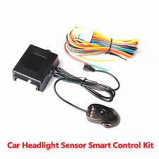 12V Car Automatic Headlight Lamp On-Off Switch Light Sensor Smart Control Kit