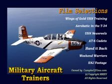 USN Aircraft Training Films SNJ T-34