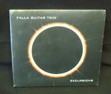 Falla Guitar Trio ~ Excursions ~ CD ~ NISP