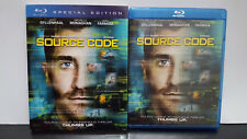 ** Source Code - Special Edition (Blu-ray) - Jake Gyllenhaal - Free Shipping!