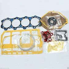 657-34281 Complete Full Gasket Kit Overhaul Joint Set For Lister Petter LPW4 Eng