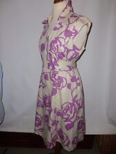KALIKO  PURE COTTON    DRESS - - SIZE UK 20   NEW   RRP £90