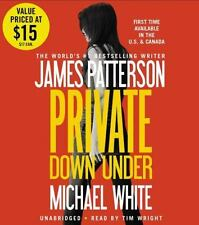 Private down Under by James Patterson and Michael White (2014, CD, Unabridged)