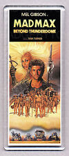 MAD MAX 3:BEYOND THUNDERDOME movie poster LARGE 'WIDE' FRIDGE MAGNET - CLASSIC!