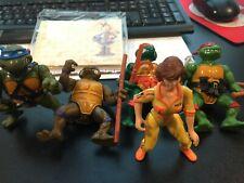 Vintage1980-1990 Tmnt Teenage Ninja Turtles -Good Guy Turtles- No Box