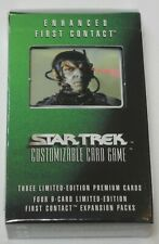 Decipher Star Trek Enhanced First Contact Tomalak of Borg CCG Sealed NEW