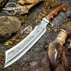 Gil Hibben Master Chopper Heavy Machete Knife Tactical Survival w/Sheath GH5053