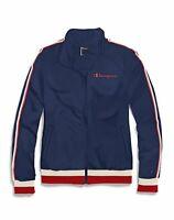 Champion Women's Full Zip Track Jacket, Navy Blue, Size S, NwT $55