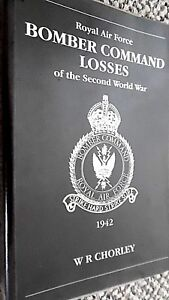 ROYAL AIR FORCE BOMBER COMMAND LOSSES OF THE SECOND WORLD WAR: VOLUME 3: 1942