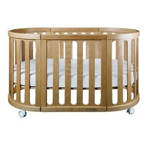 Cocoon Nest Cot Natural