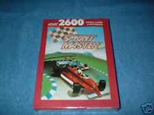 BRAND NEW MINT BOXED SPRINT MASTER ATARI 2600 & 7800