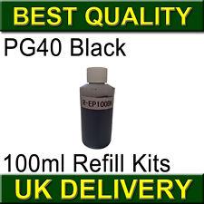 Black PG40 Refill Kits for Pixma MX300 MX310 MP470