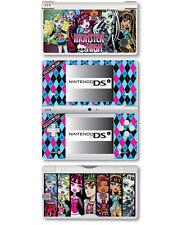 Monster High Vinyl Skin Sticker for Nintendo DSi