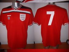 England Admiral Adult L Vintage Football Soccer Shirt Jersey Retro 82 Rare Away