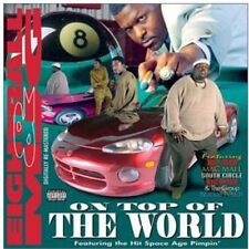On Top Of The World - 8ball & Mjg (2003, CD NEUF)