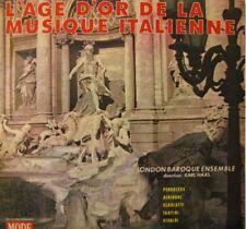 KARL HAAS l'age d'or de la musique italienne LP33T VG+