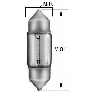 Dome Light Bulb Rear Wagner Lighting 12100