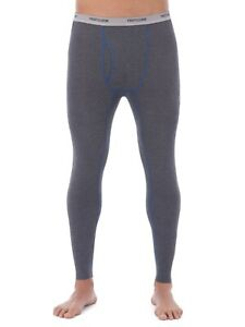 2 Fruit of the Loom, Men's, Size 2XL, Tagless, Wicking, Breathable Thermal Pants
