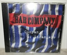 CD BAD COMPANY - COMPANY OF STRANGERS - NUOVO NEW