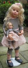 Gotz Hildegard Gunzel Gerda and Marie ~ A Doll and her Dolly
