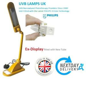 *Ex-Display* PHILIPS UVB Narrowband 311 Psoriasis/Vitiligo Lamp, FREE 24 HR DEL