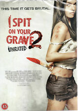I SPIT ON YOUR GRAVE 2 (2010) - Dvd..Unrated..