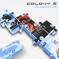COLONY 5 - COLONISATION  CD NEW+