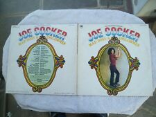 JOE COCKER MAD DOGS & ENGLISHMEN 2 LP AM RECORDS SLAM 2/47002/3 ITALY 1970 ROCK