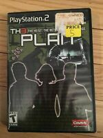 THE PLAN - PS2 - WITH MANUAL - FREE S/H - (SS)