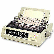OKI Data 62411601 Microline 320T 9-Pin Turbo Dot Matrix Impact Printer