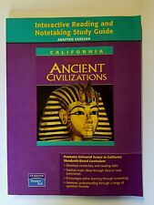 Ancient Civilizations Prentice Hall Interactive Study Guide Adapted Version