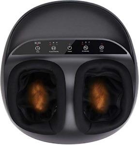 RENPHO Foot Massager Machine with Heat, Shiatsu Massager Deep Kneading Therapy,