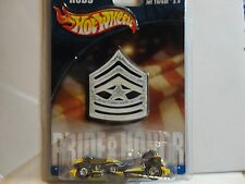 Hot Wheels Military Rods Blue Angels Jet Threat 3.0
