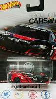 Hot Wheels Premium Project Cars 2 Acura NSX GT3 (NG43)