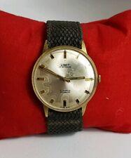 Beautiful Vintage Limit 17 Jewels Incabloc 1960s  Mechanical Watch Swiss Made