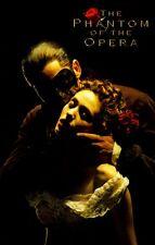 THE PHANTOM OF THE OPERA Movie Promo POSTER J Gerard Butler Emmy Rossum