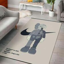 Kaws Supreme Logo Luxury Collection Area Rugs Living Room Carpet Floor Decor
