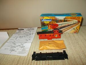 NOS ATHEARN 1260 CUPOLA CABOOSE CAR KIT, GREAT NORTHERN RR, EXCELLENT UNBUILT